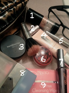 July 3-In My Makeup Bag-Summer